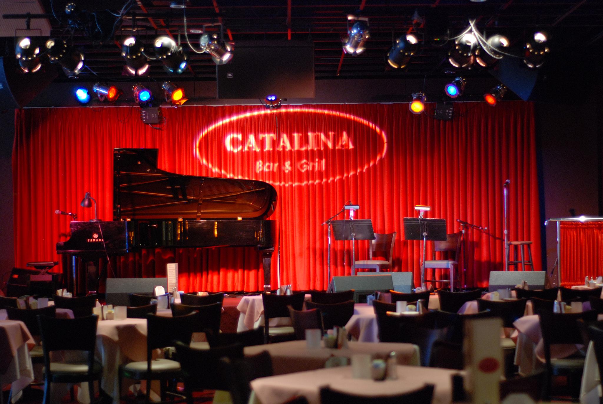 Catalina Bar & Grill | Restaurants In Hollywood, Los Angeles inside Catalina Bar And Grill Calendar