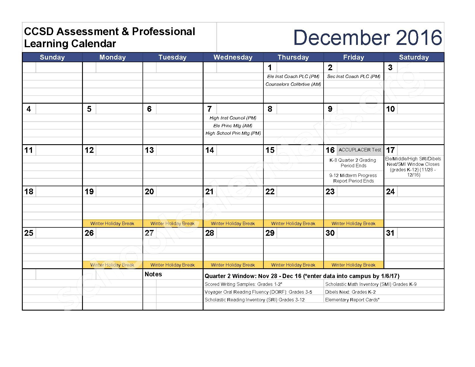 Clarke County School District Calendars – Athens, Ga Within Athens Clarke County School Schedule