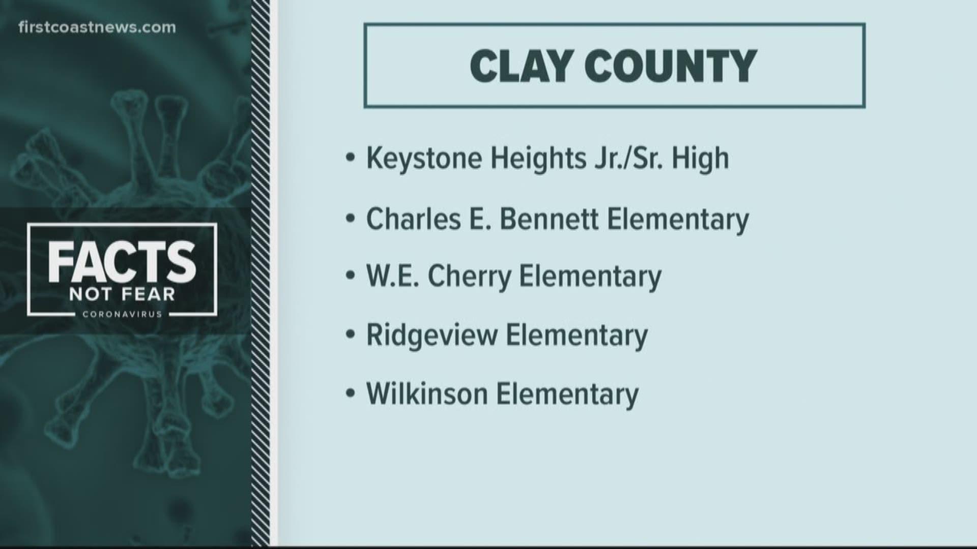 Clay County Schools, Non Profit Providing Food During Closures Regarding Clay County Florida Spring Break