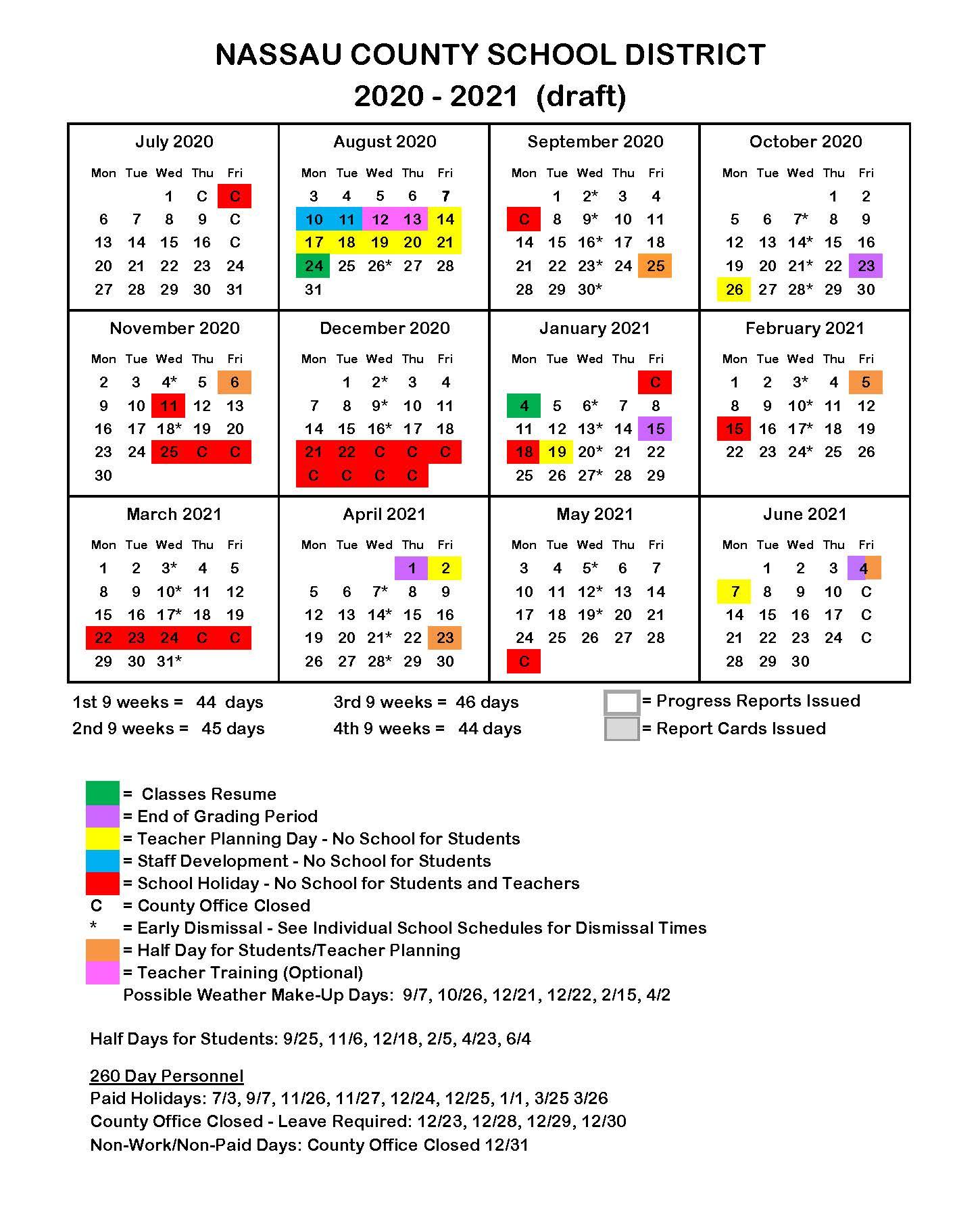 Coronavirus / Ncsd Updates Intended For Nassau Community College Spring 2020 Student Calendar