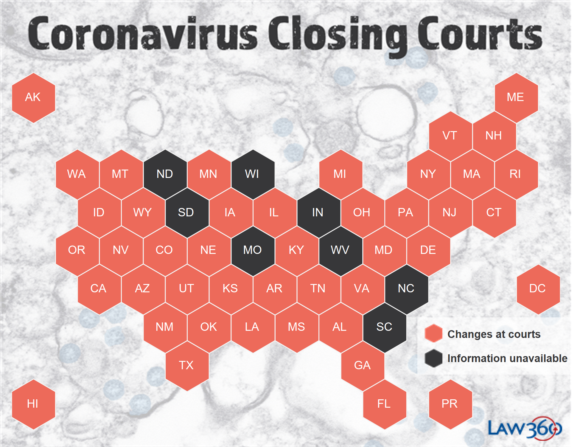 Coronavirus: The Latest Court Closures And Restrictions – Law360 Intended For Washington County Mn Court Caledar