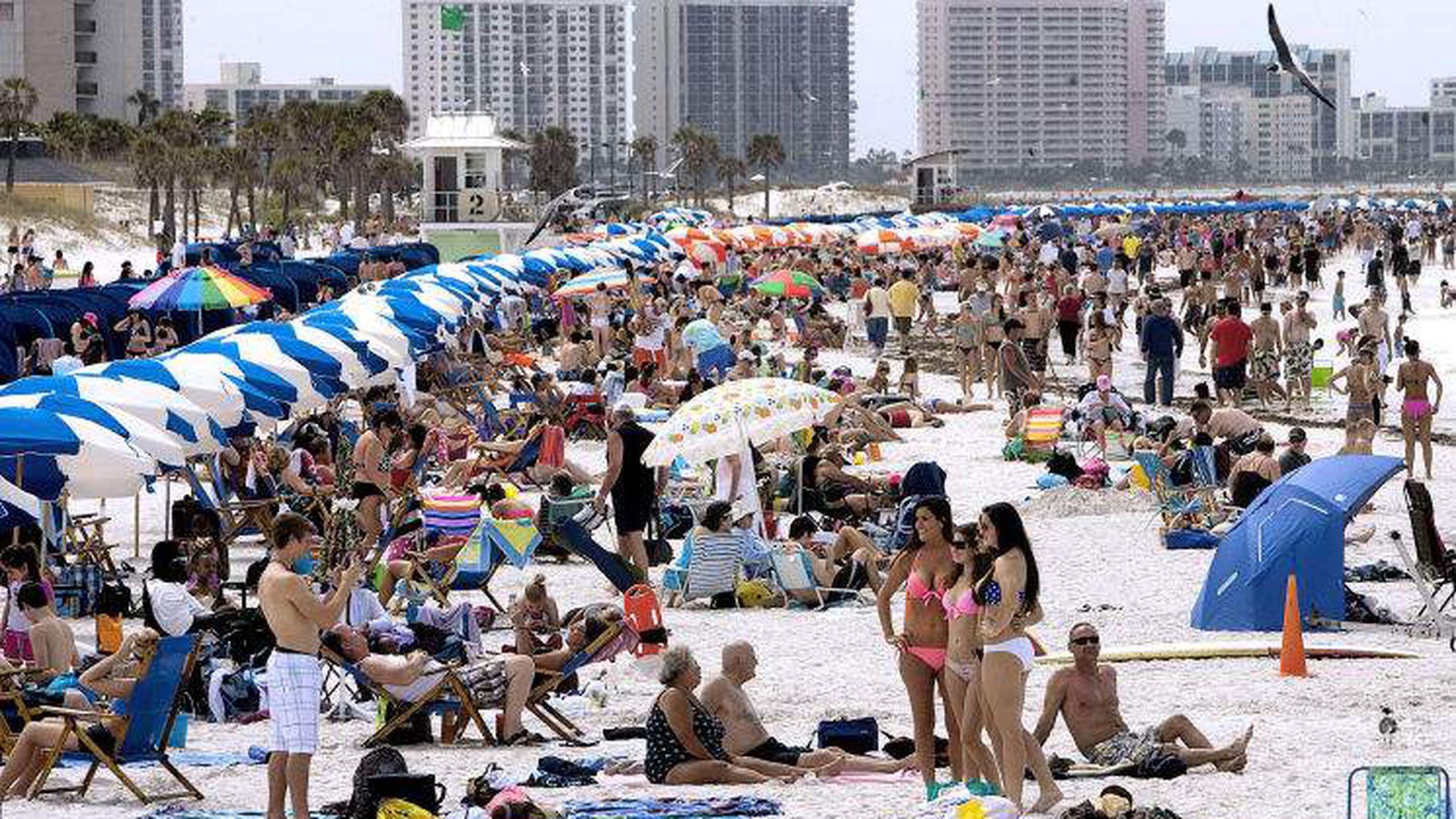 Could Coronavirus In Florida Hurt Spring Break Travel For Tampa University Spring Break