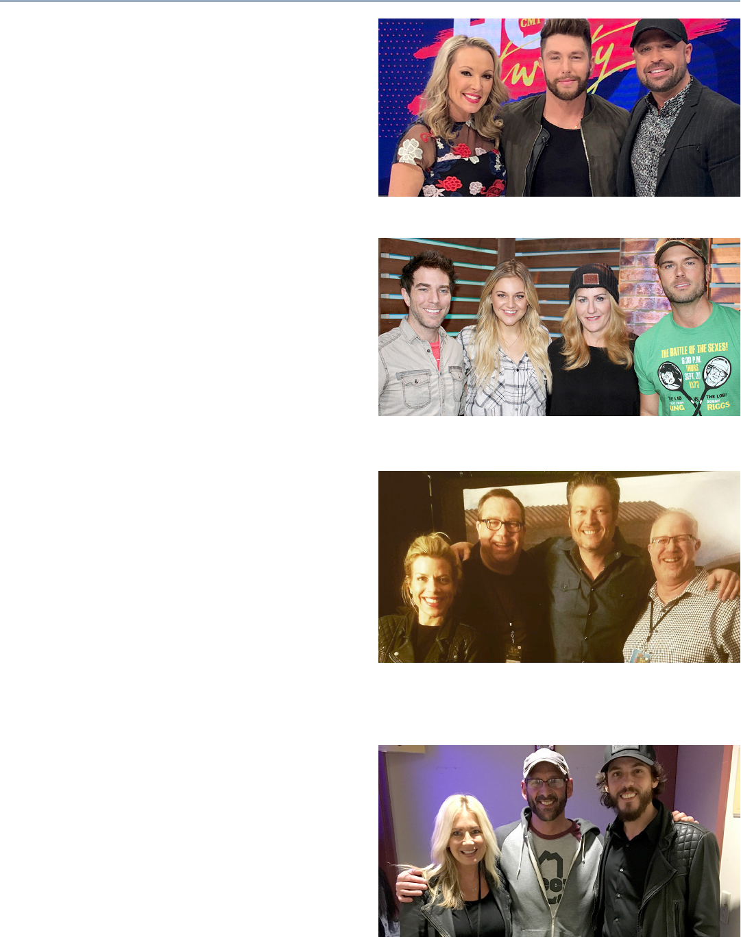 Country Update – ??it's Hard To Get Too Competitive About It For 3Rd & Lindsley Nashville Calendar 2021 18