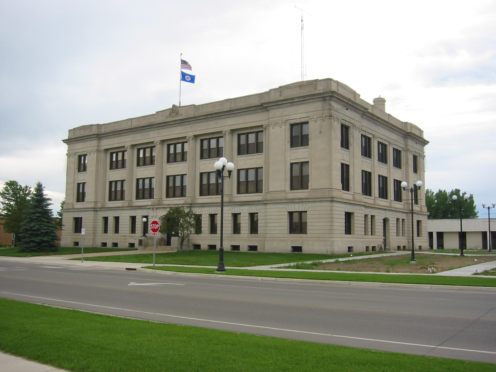 Crow Wing County Courthouse And Jail – Wikipedia In Crow Wing County Civil Court Schedule