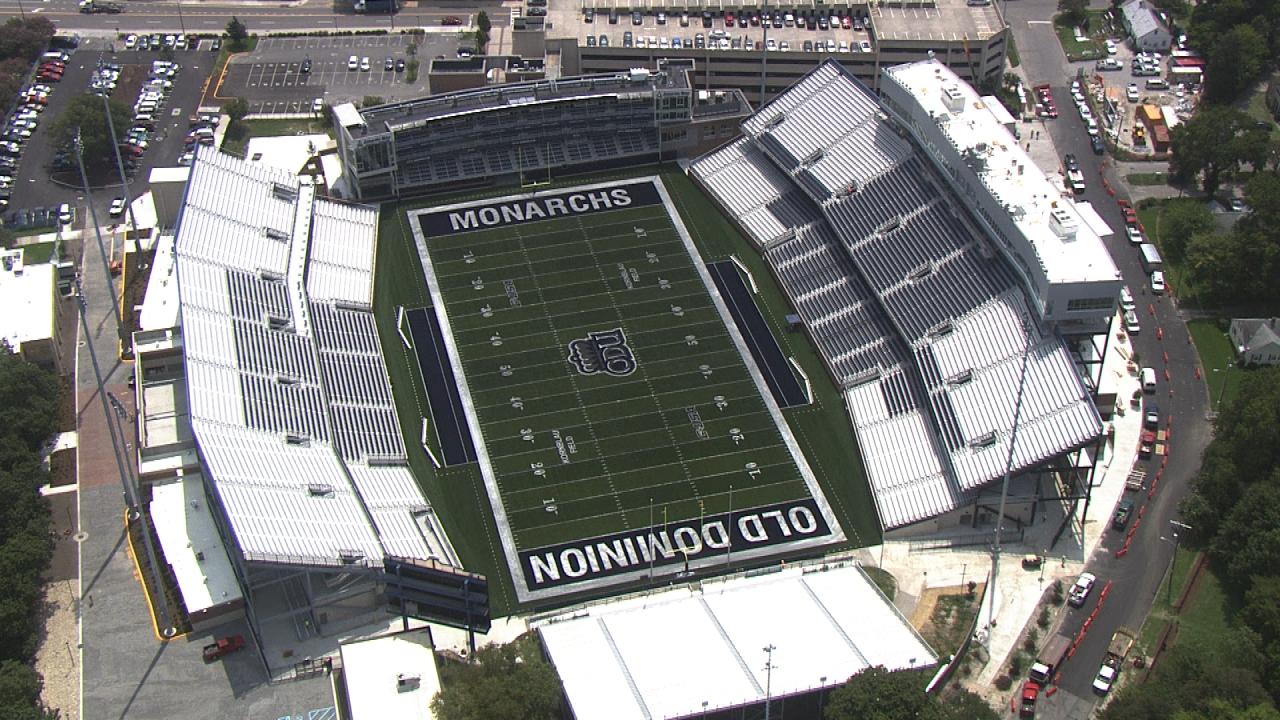 Deadline Set To Renew Old Dominion Football Season Tickets In Old Dominion University Calendar 2021