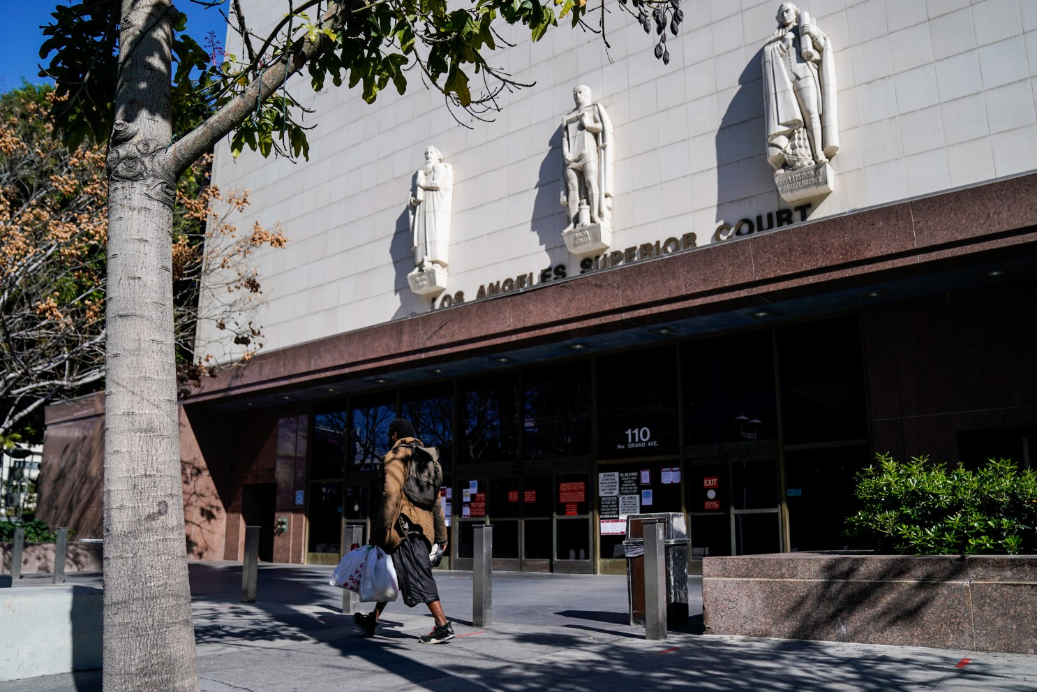 During Coronavirus Pandemic, How Will L.a. Court System Inside Los Angeles Suprior Court Calendar