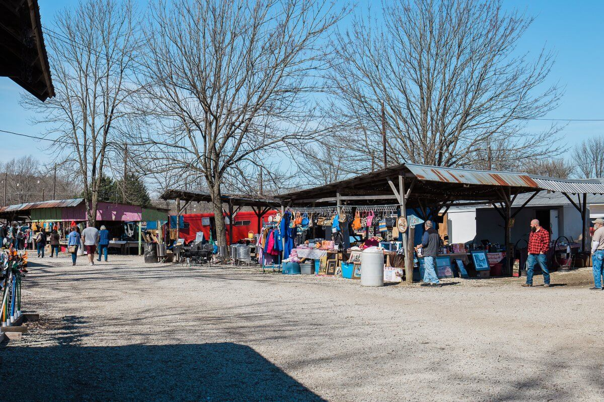 First Monday Announces They Will Hold May Market This Intended For Ripley Trade Days Schedule