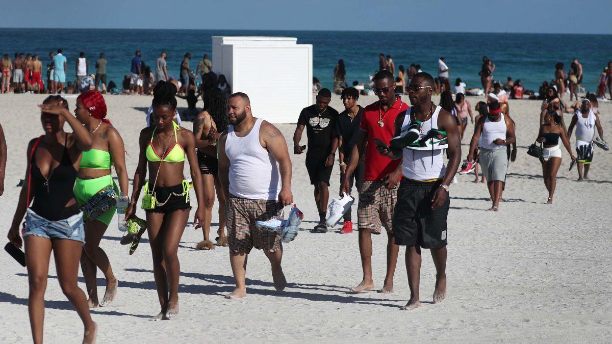 Florida Coronavirus: Miami Beach's Spring Break 'canceled With Regard To Clay County Florida Spring Break