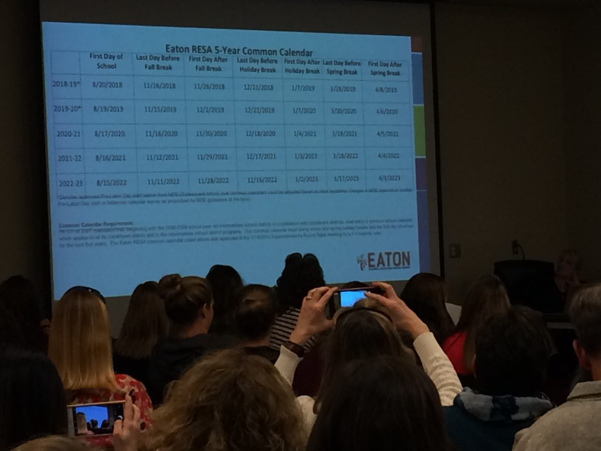 Grand Ledge Community Concerned About Modified Calendar Intended For Grand Ledge School Calendar 2021