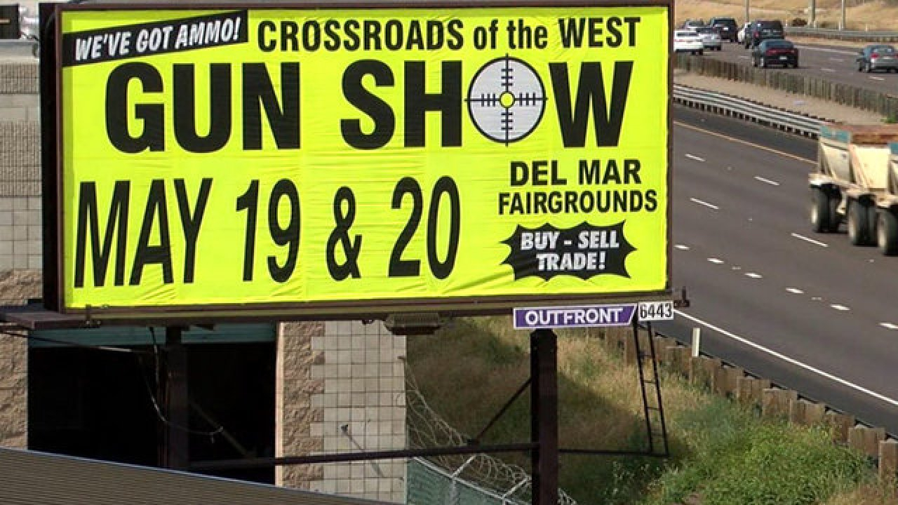 Gun Show Return To Del Mar Fairgrounds Continues Fiery Debate Pertaining To Crossroads 2021 Gun Shwo Calendar