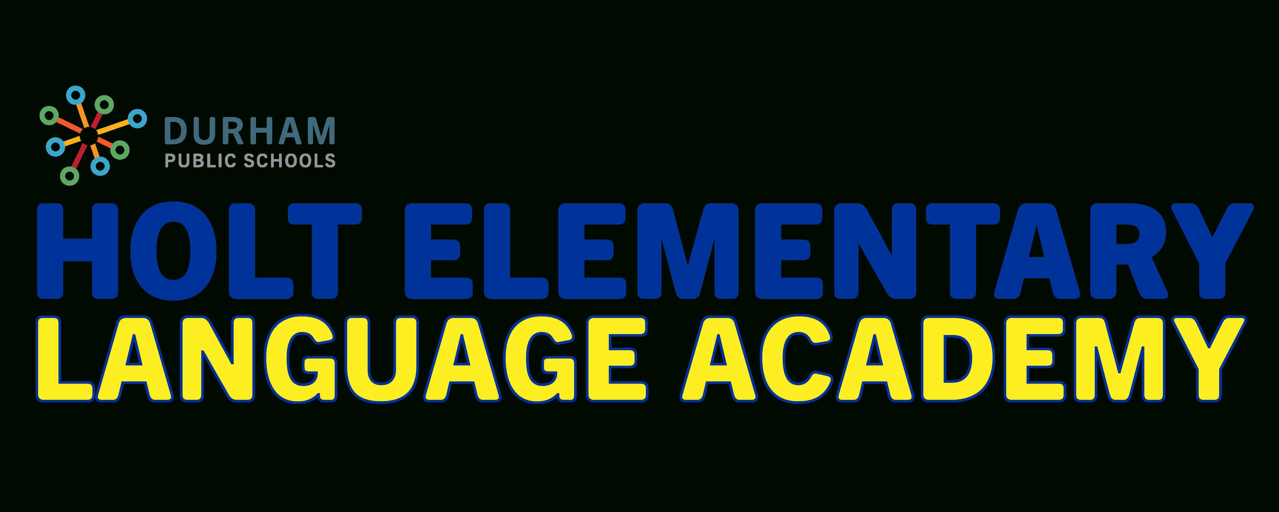 Holt Elementary / Calendar throughout Durham County Traditional School Calender