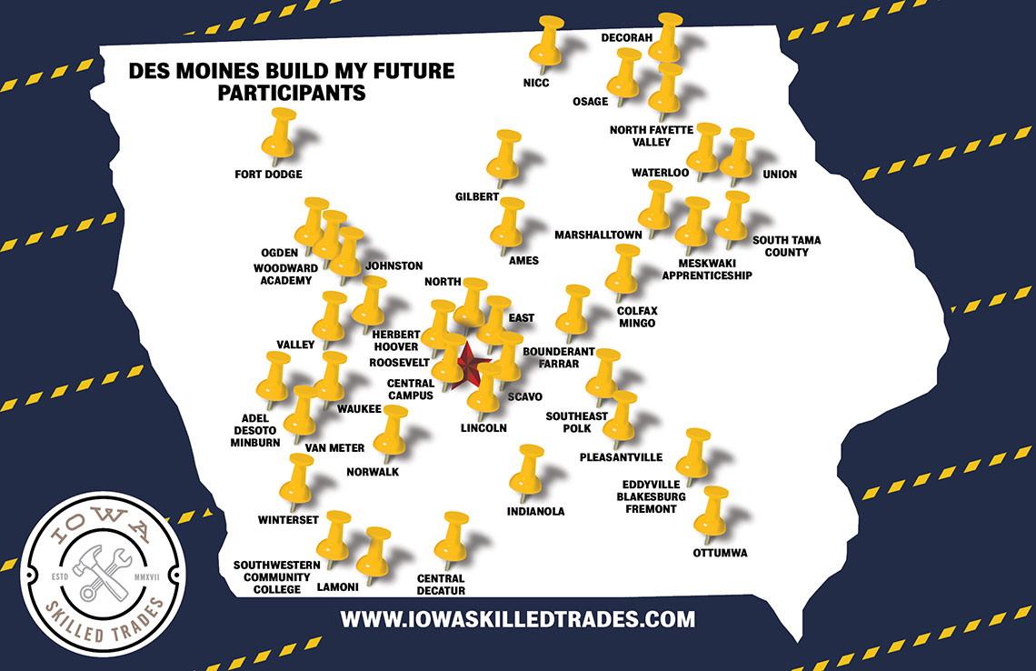 Iowa Skilled Trades Within Des Moines Calendar Of Events 2021