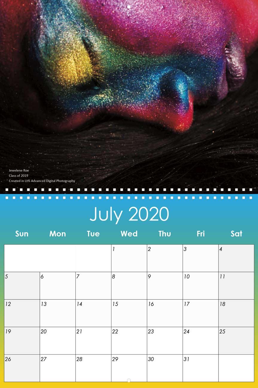 Lathrop High School 2019 2020 Calendar – Yearbox Calendars Inside San Leandro High School 2014 Calendar