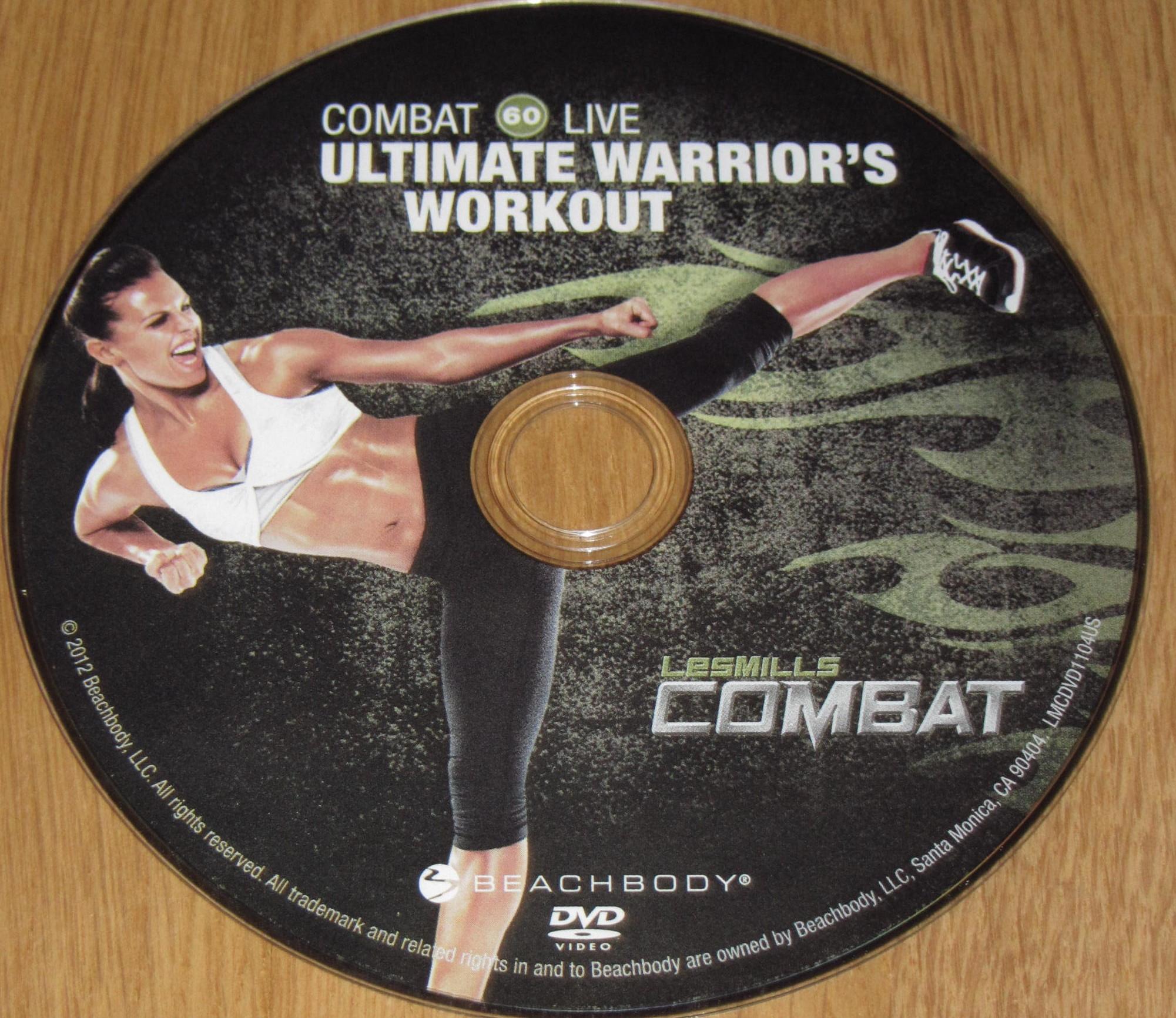 Les Mills Combat Week 6 Supreme Warrior – Investing In For Les Mills Combat Ultimate Warrior Schedule
