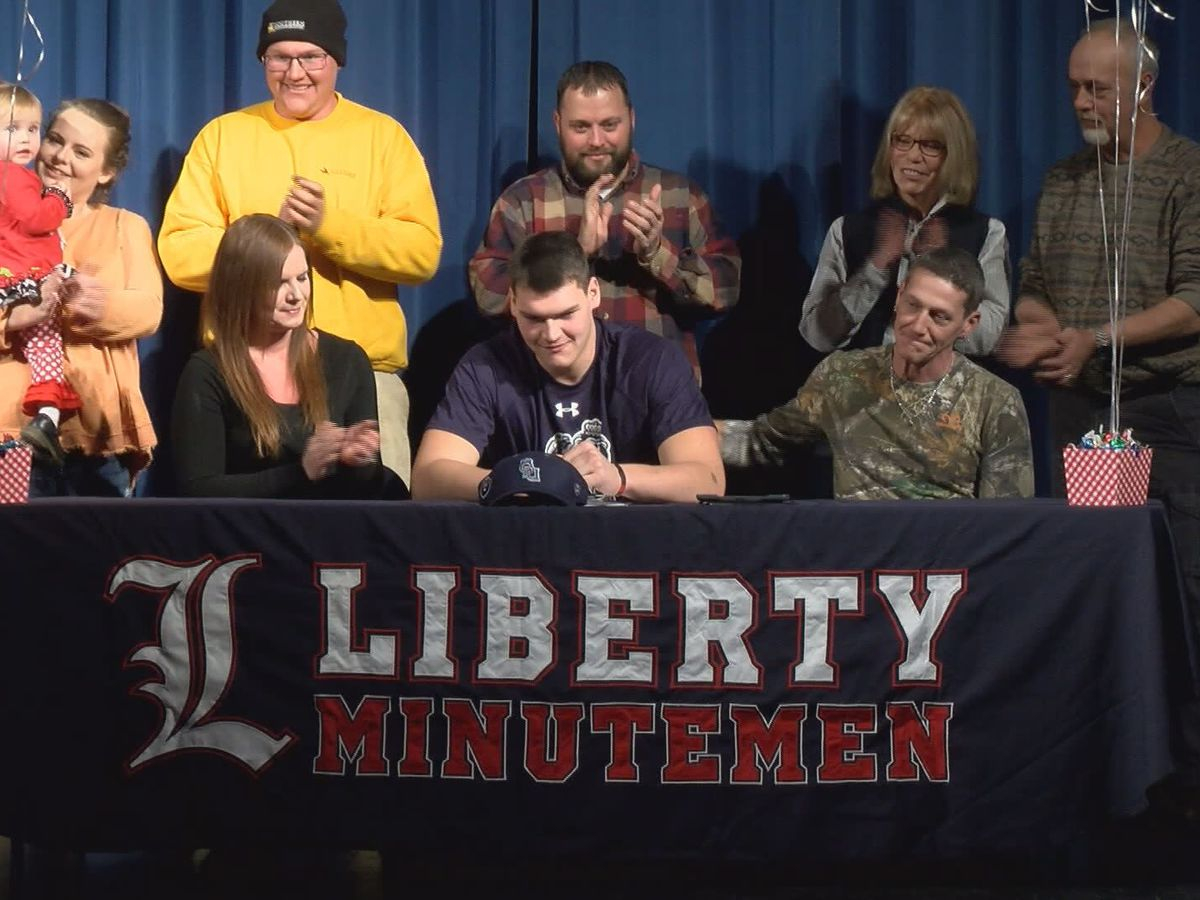 Liberty's Brandon Ruff Signs With Old Dominion University With Old Dominion University Calendar 2021