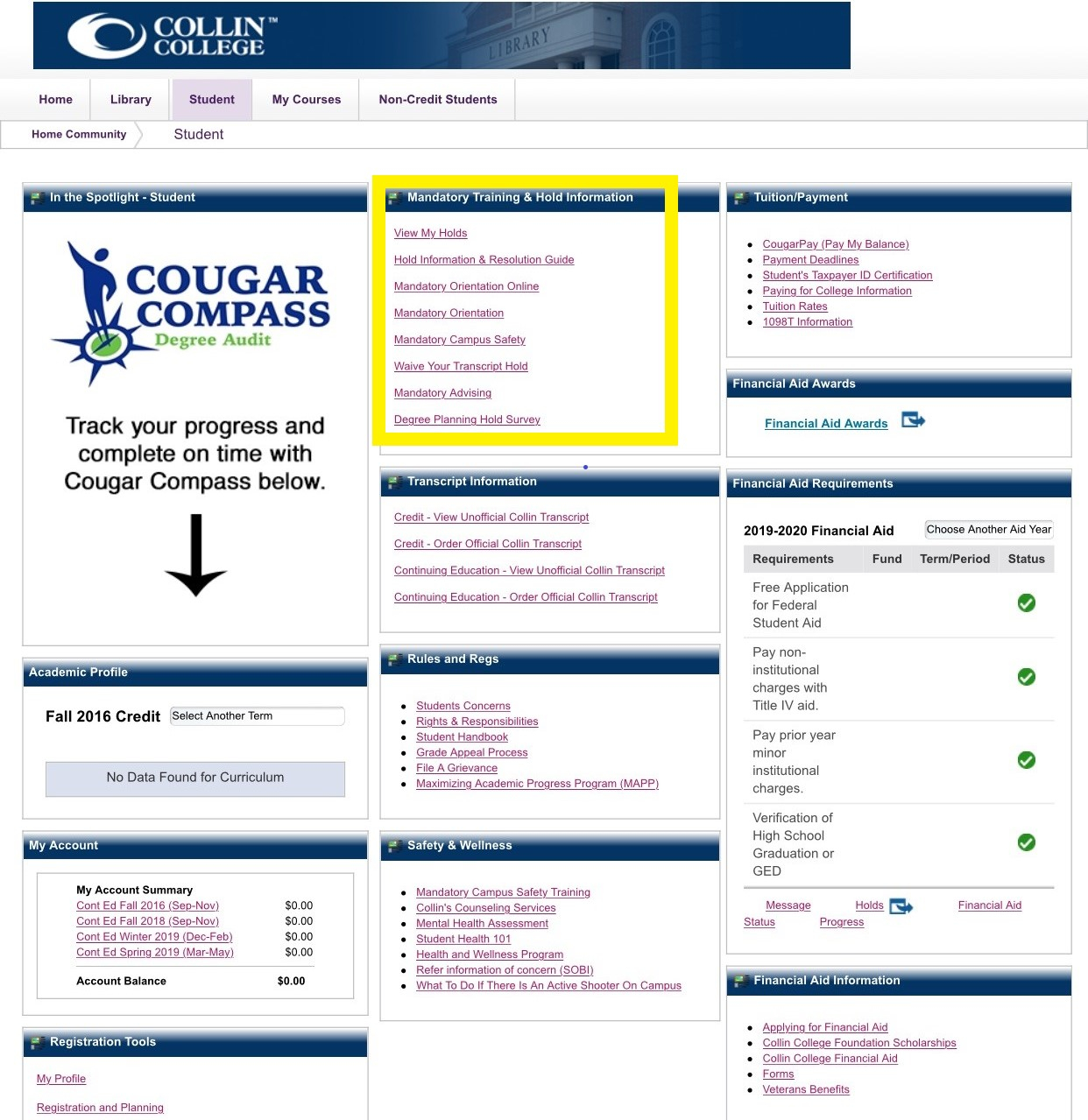 New Student Orientation Registration - Collin College with Collin County College Calendar