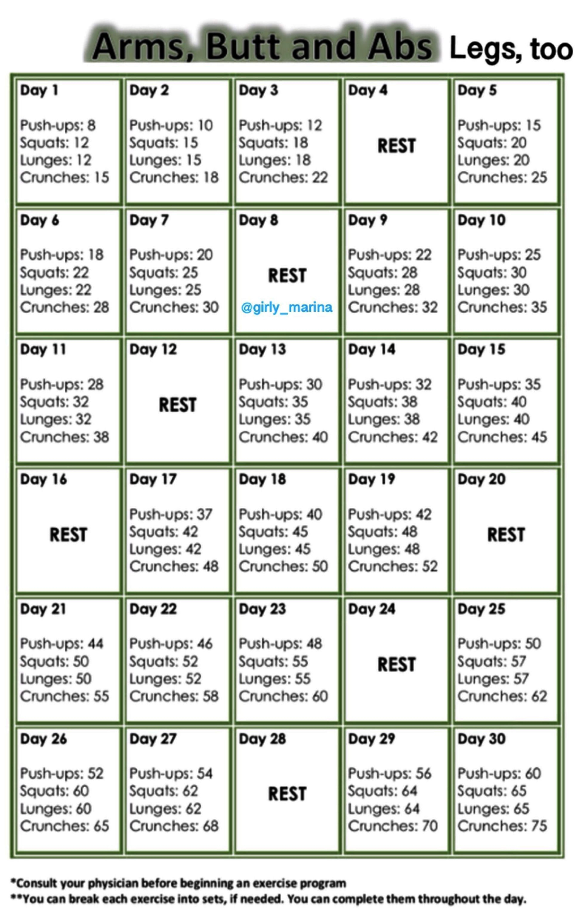 Newabworkout | 30 Day Ab Workout, 30 Day Workout Pertaining To 30 Day Ab Workout Schedule