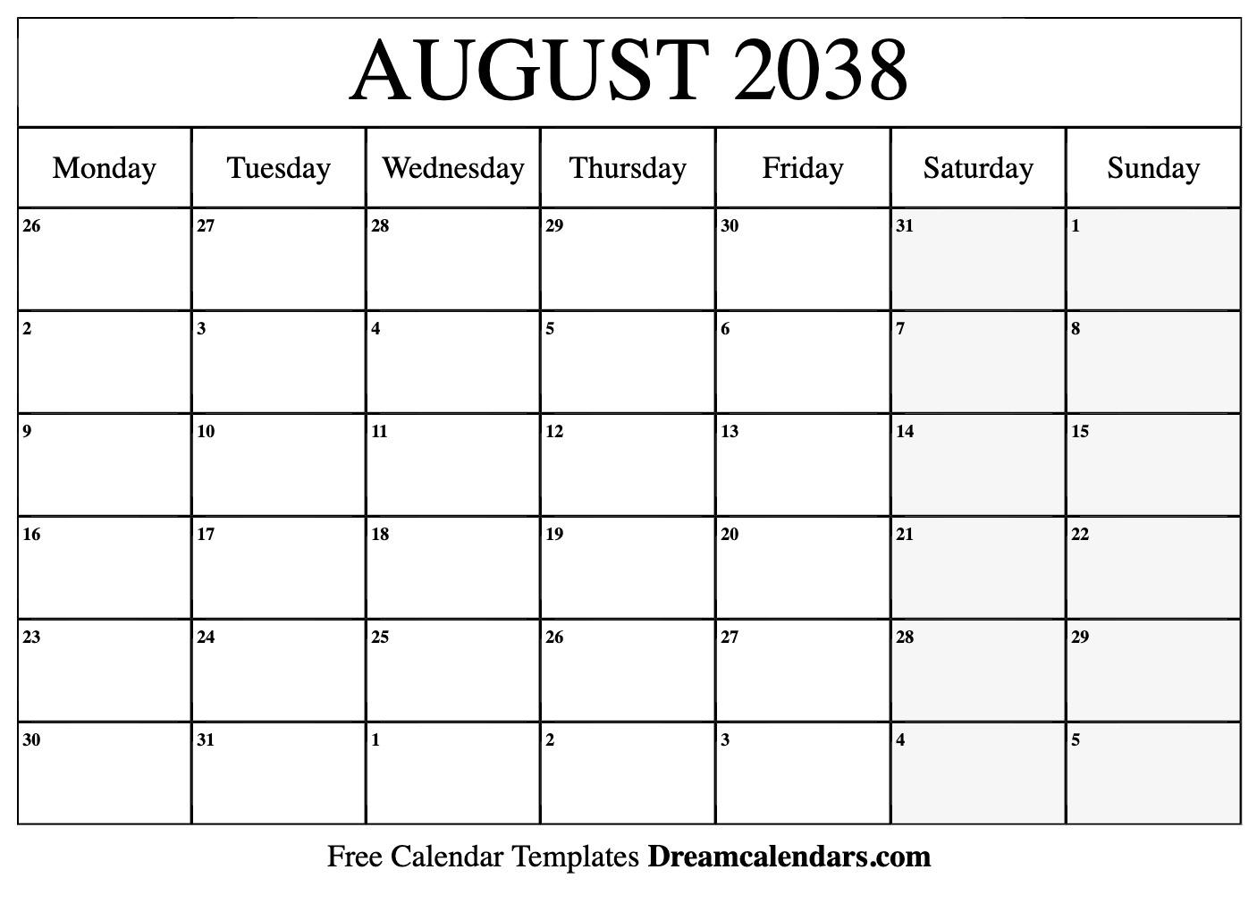 Printable August 2038 Calendar Regarding Printable Sunrise Sunset Times 2021