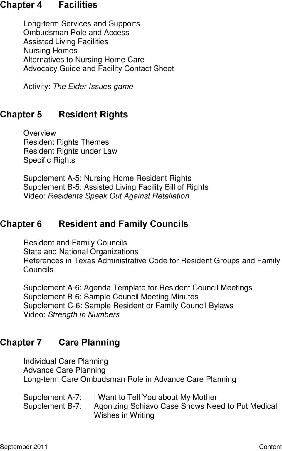 State Long Term Care Ombudsman Initial Certification Inside Assisted Living Rules And Regulations Template