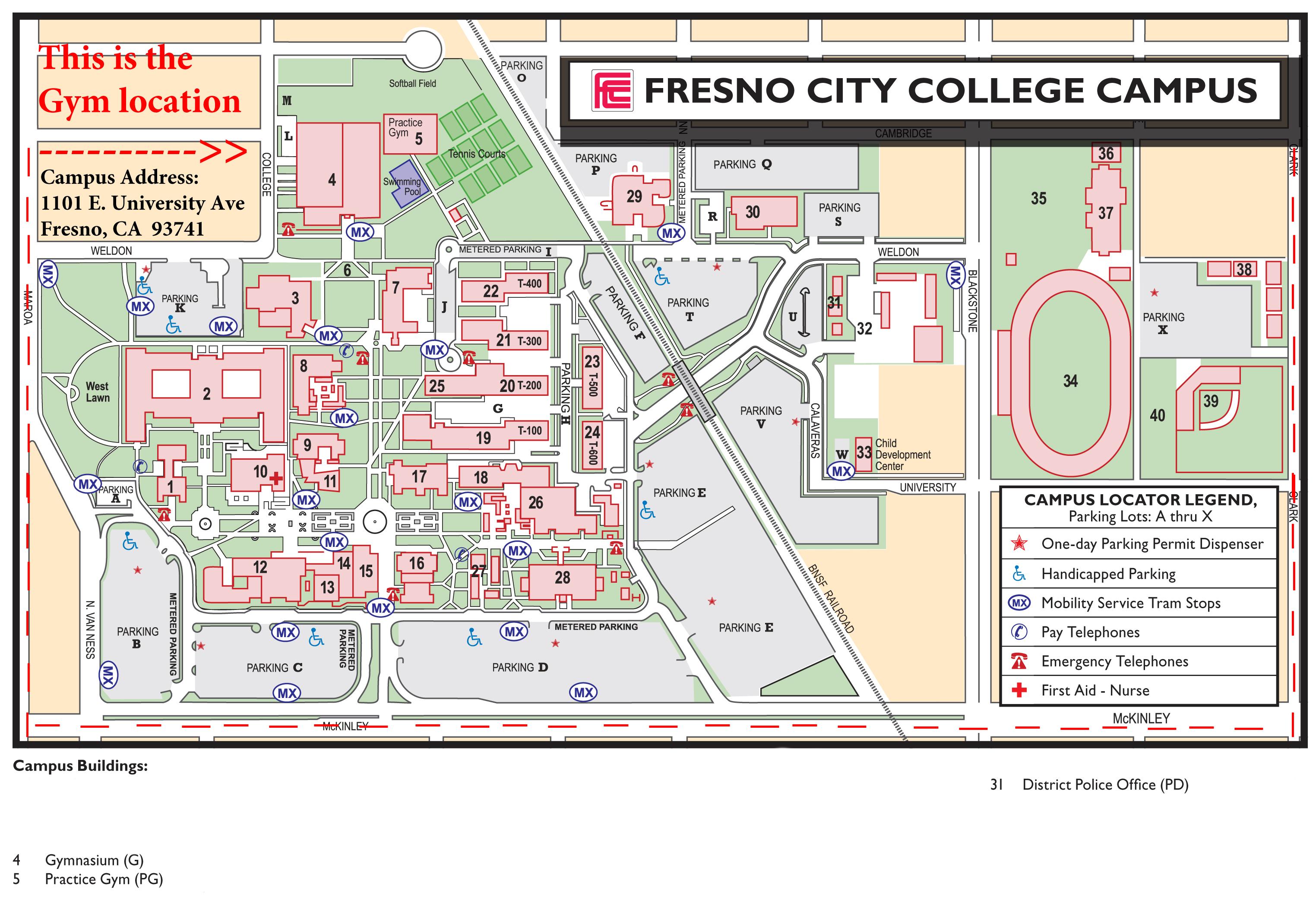 Tale Of The Tape Inside Fresno City College Academic Calendar