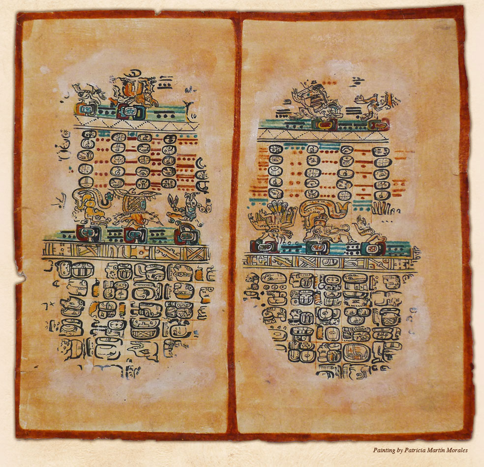 The Calendar System   Living Maya Time In How Many Calendars Did The Maya Have