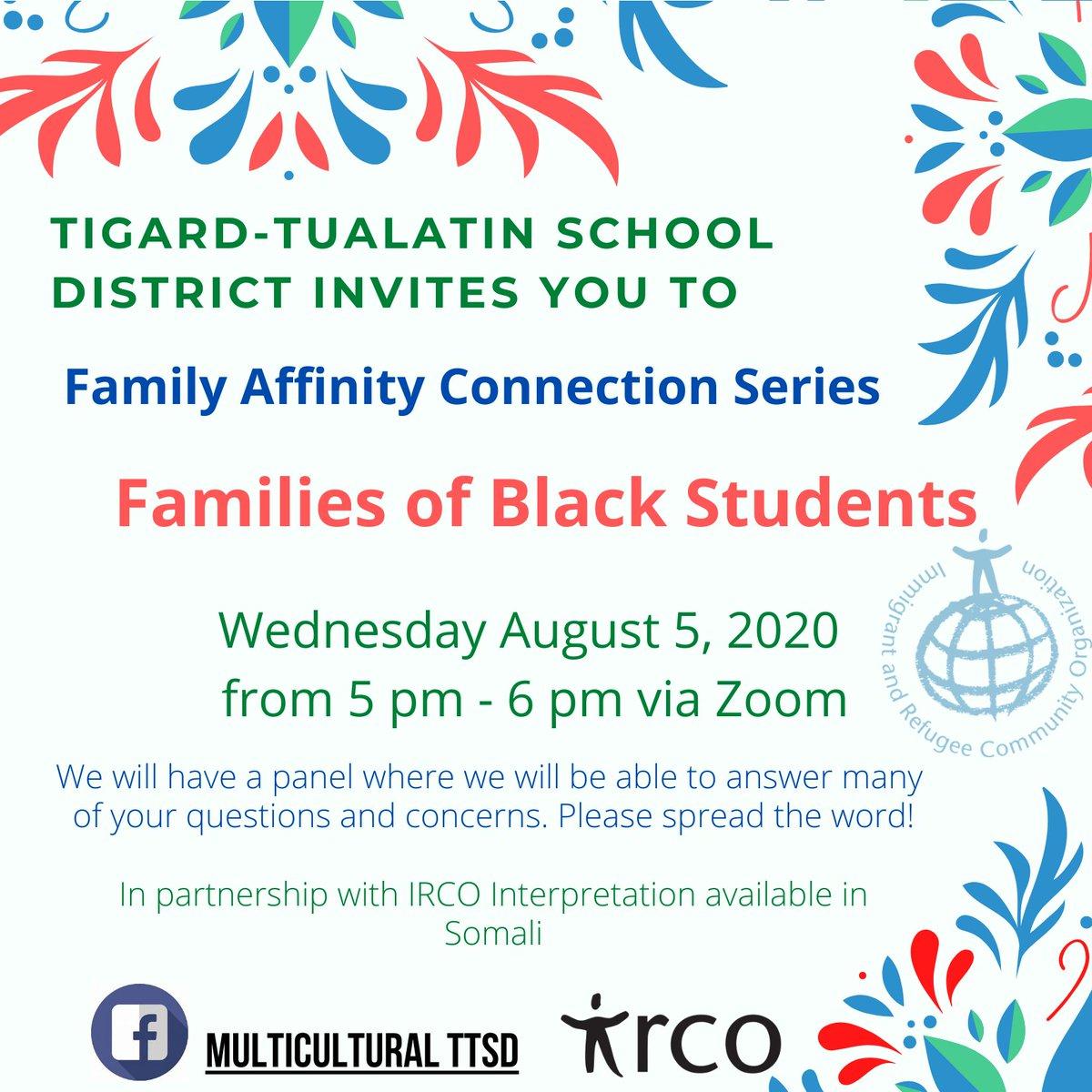 Tigard Tualatin Sd (@tigardtualsd) | Twitter Intended For Tigard Tualatin School Calendar 2021