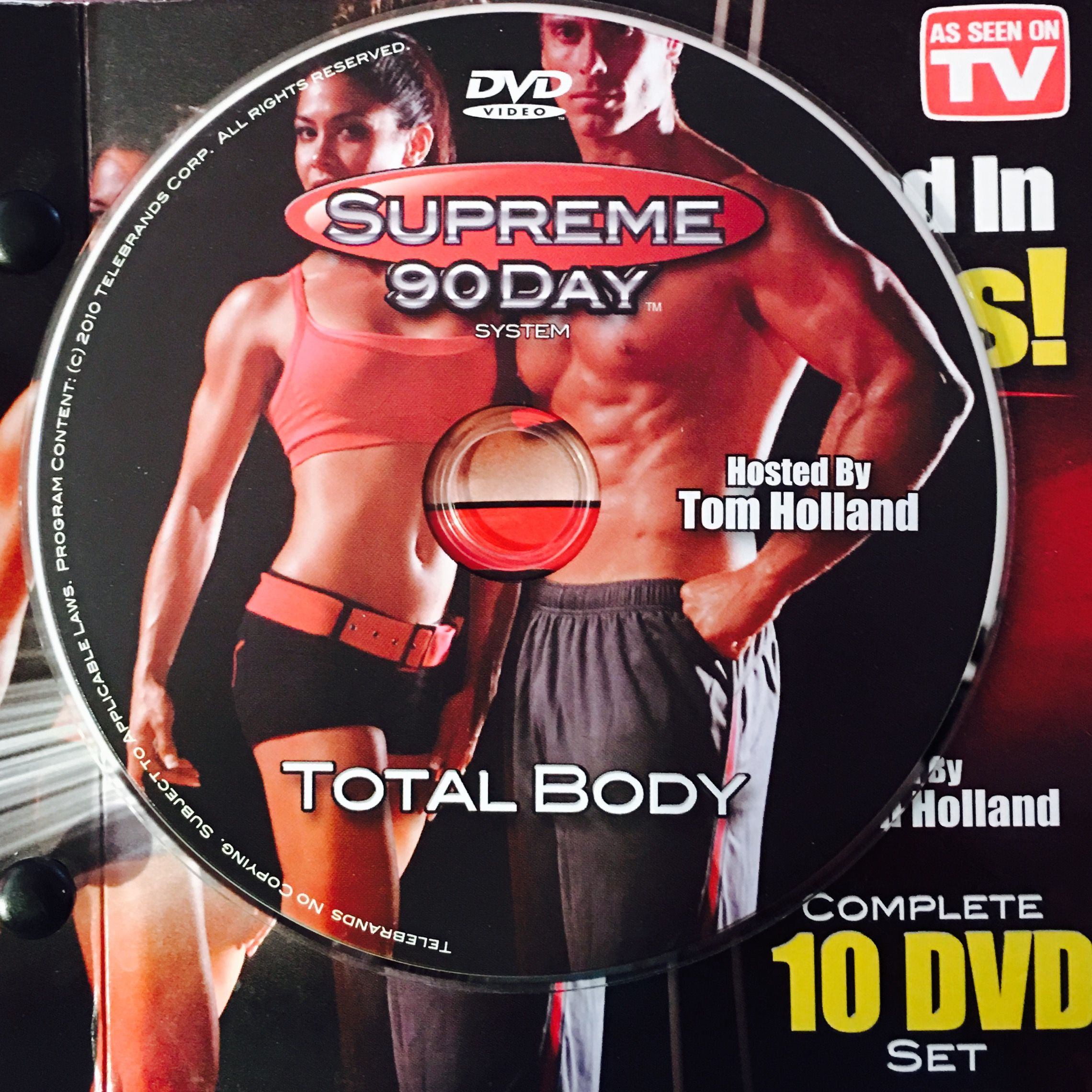 """Total Body. **supreme 90Day System, """"get Ripped In 90Days Pertaining To 90 Day Supreme Workout Calendar"""