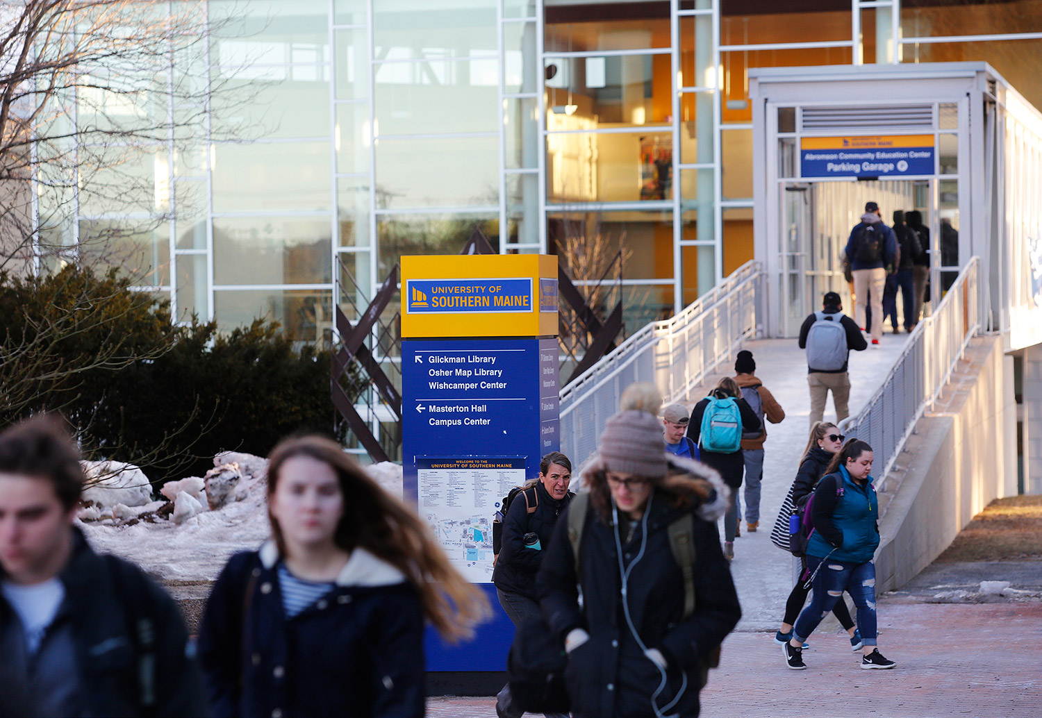 Trustees Approve Master Plan For Usm That Would Transform For University Of Southern Maine Academic Calendar 2021