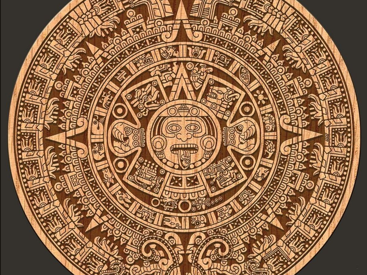 Will The World End According To The Mayan Calender?   Inventiva Intended For How Many Calendars Did The Maya Have