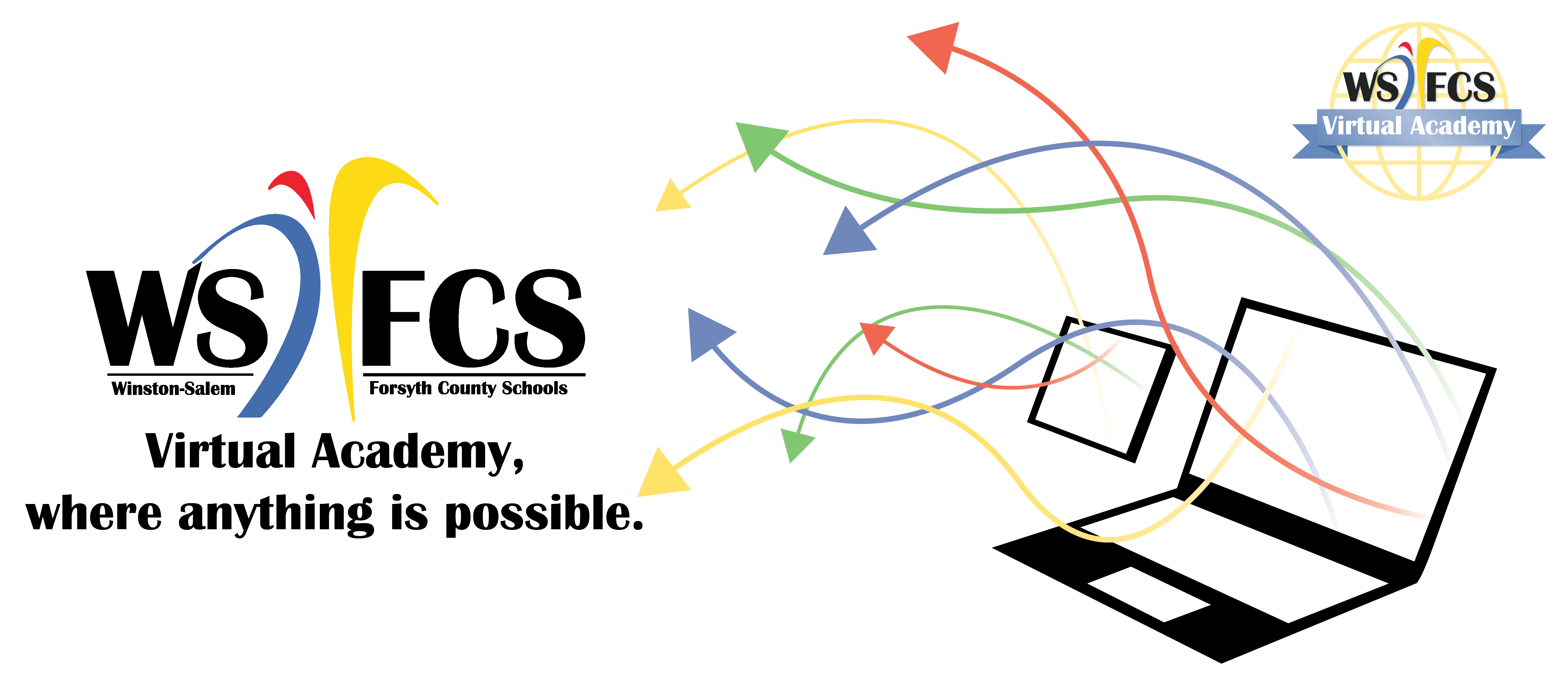Ws/fcs Virtual Academy / Homepage Within Forysth Nc County School Calender