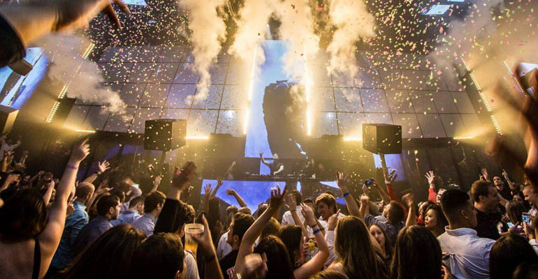 #1 Dance Clubs In Las Vegas | Hit The Dance Floor (2020) Regarding Live Music Calender Las Vegas