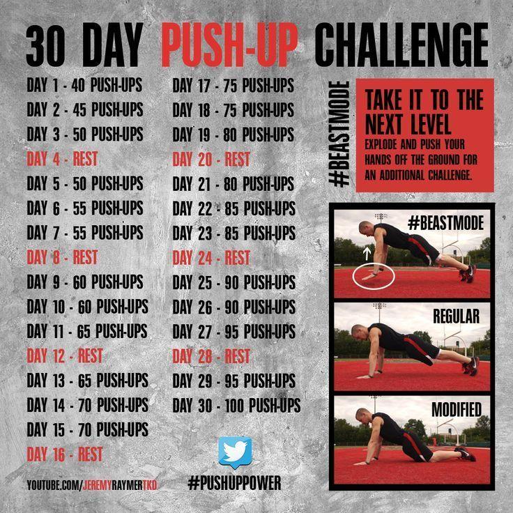 15 Best 30 Day Challenge  Men Images On Pinterest | 30 Day Regarding Pinterest 30 Day Thigh Slimming Challenge