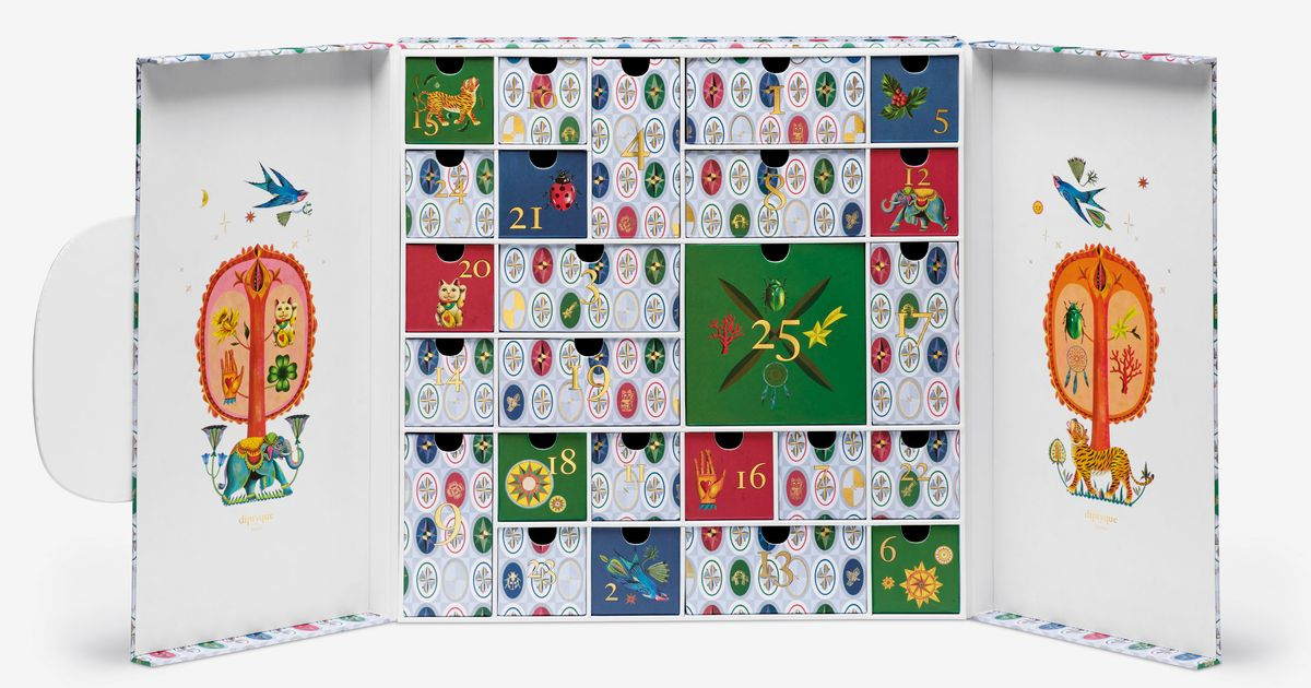 15 Best Beauty Advent Calendars 2019 | The Strategist In The New Yorker Editorial Calendar
