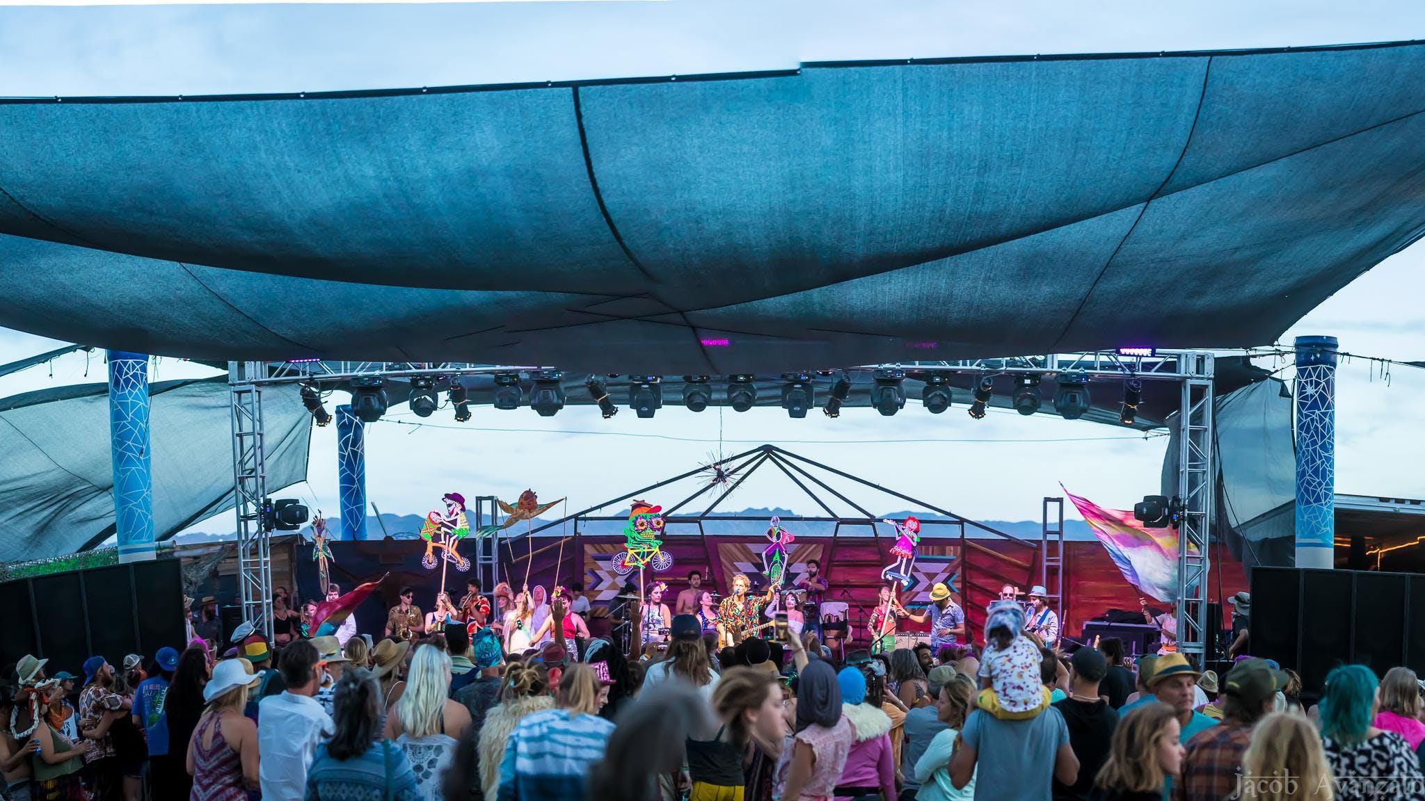 17Th Annual Spring Joshua Tree Music Festival, San Diego With San Diego Music Calendar April