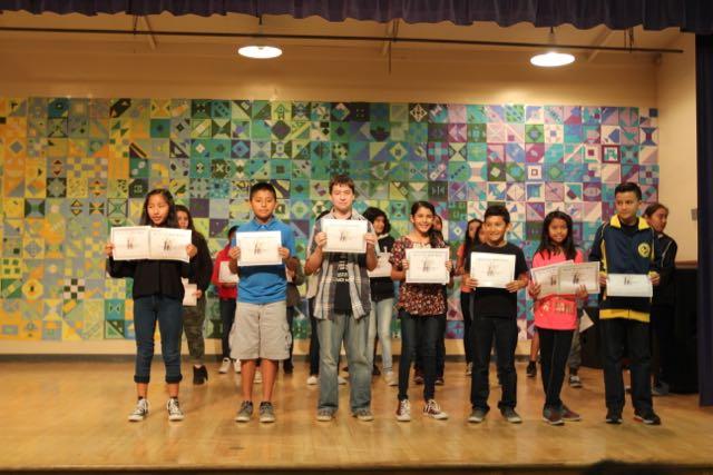 2016 Awards Ceremony – Rio Del Valle Middle School Inside Del Rio High School Calender