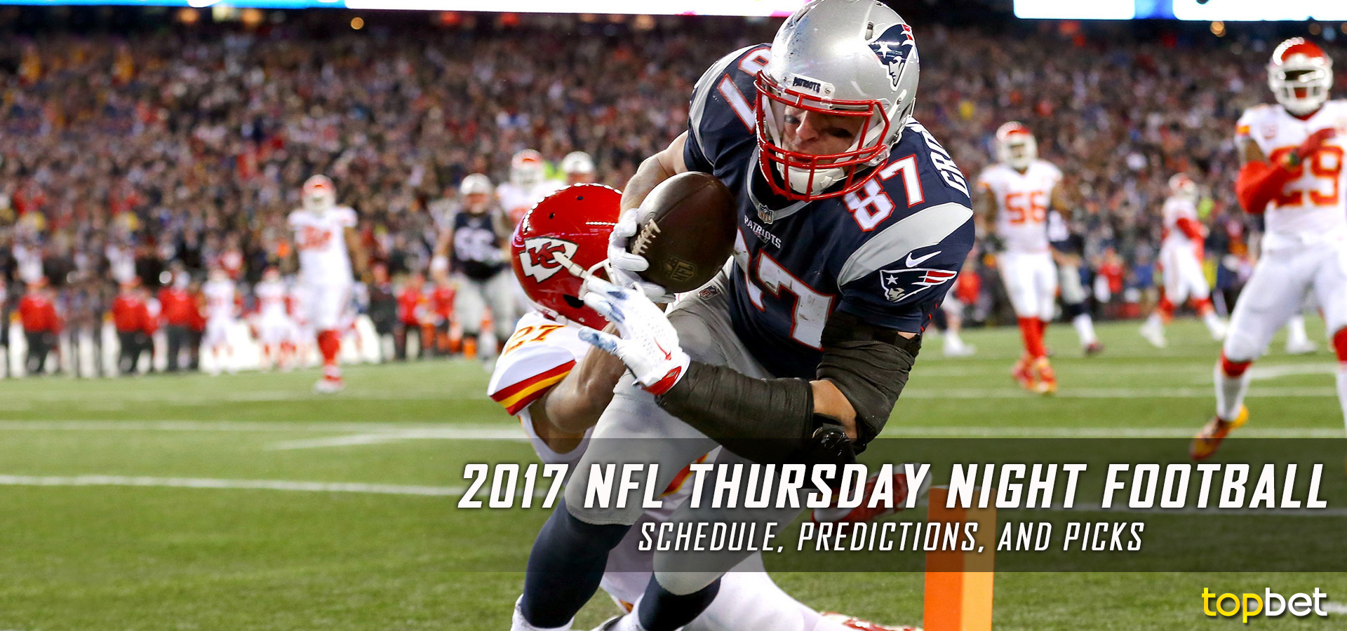 2017 Nfl Thursday Night Football Schedule, Picks And For Tampa Bay Horse Racing Schedule