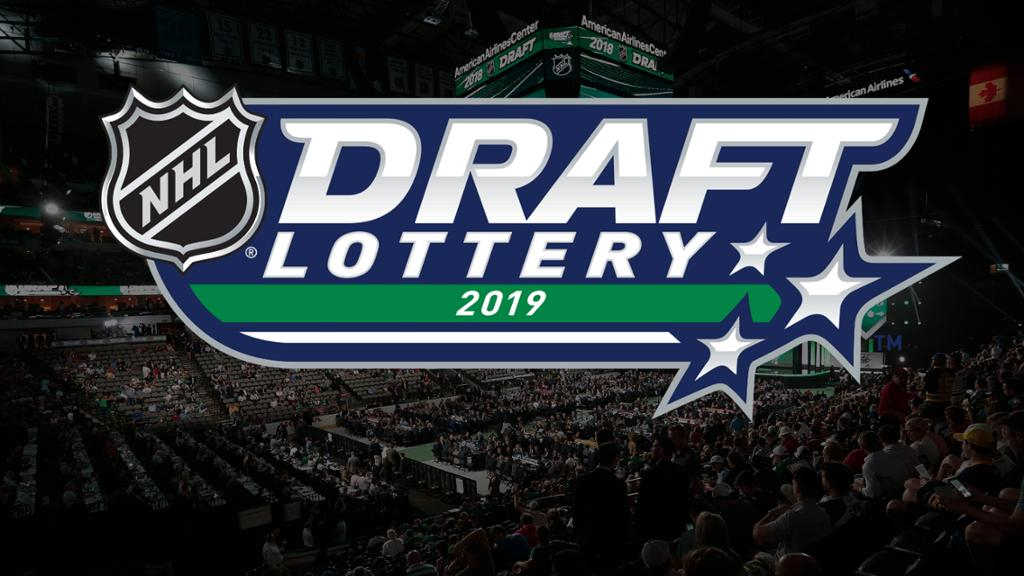 2019 Nhl Draft Lottery To Be Held Tuesday, April 9 | Nhl Within 2021 Floridapick 3 Results Calendar