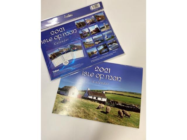 2021 Calendar   Calendars   Isle Of Man Souvenirs Pertaining To Men On A Mission 2021 Calendar
