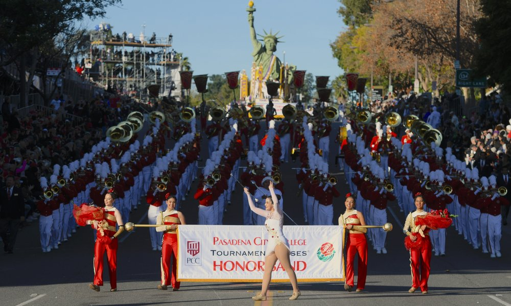 2021 Rose Parade Canceled Due To Coronavirus Pandemic Intended For College Of Lake County Calendar 2021