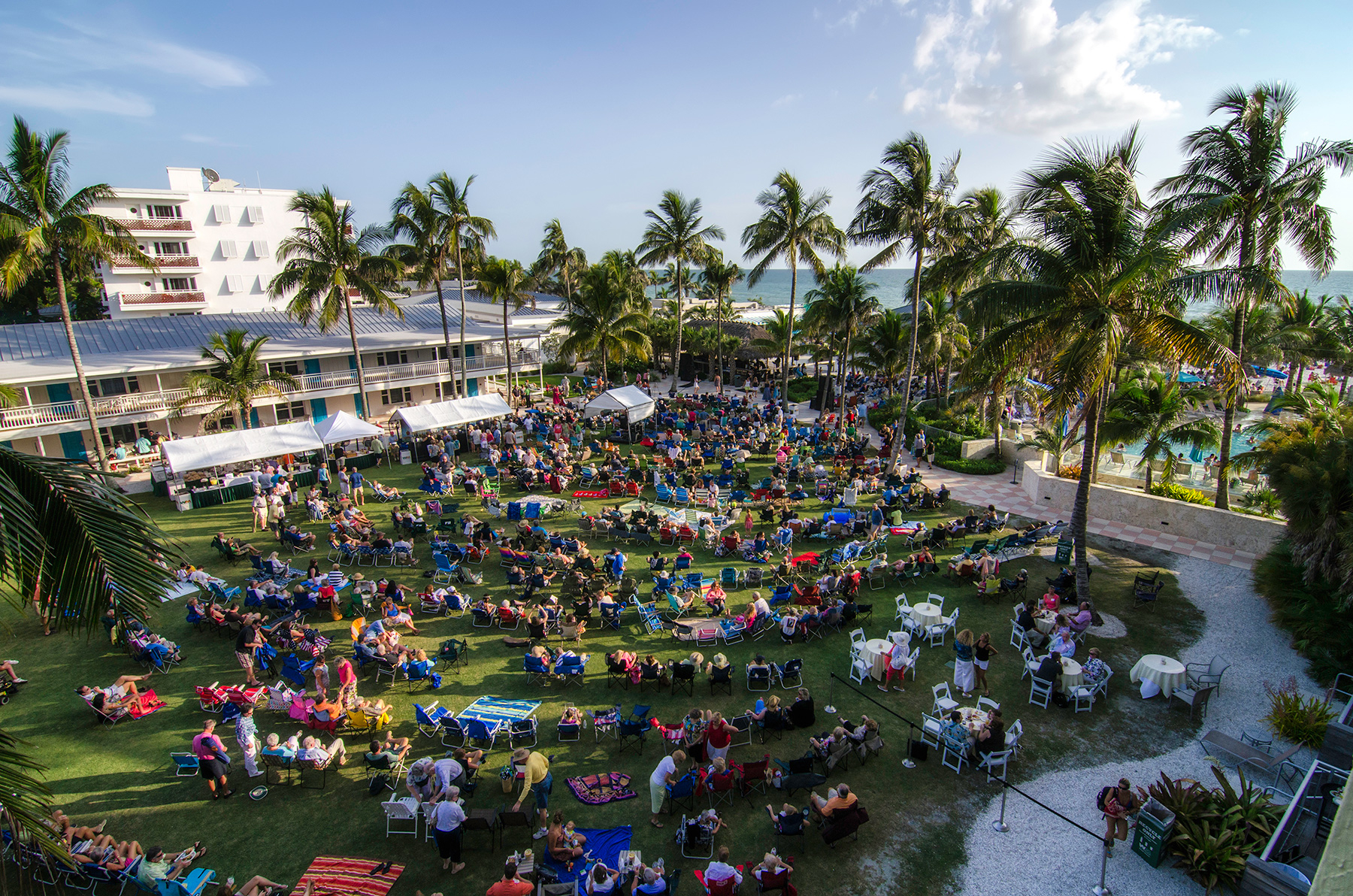 30Th Annual Summer Jazz On The Gulf Free Concerts With Naples Fl Outdoor Concerts