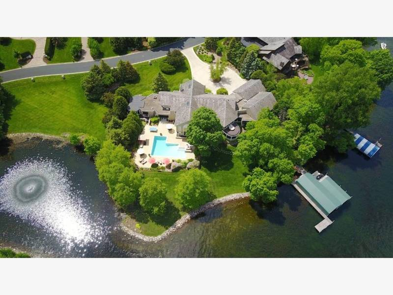 $5,895,800 Twin Cities Home With Grotto, Water Fall Regarding Court Calendar St Louis County Mn