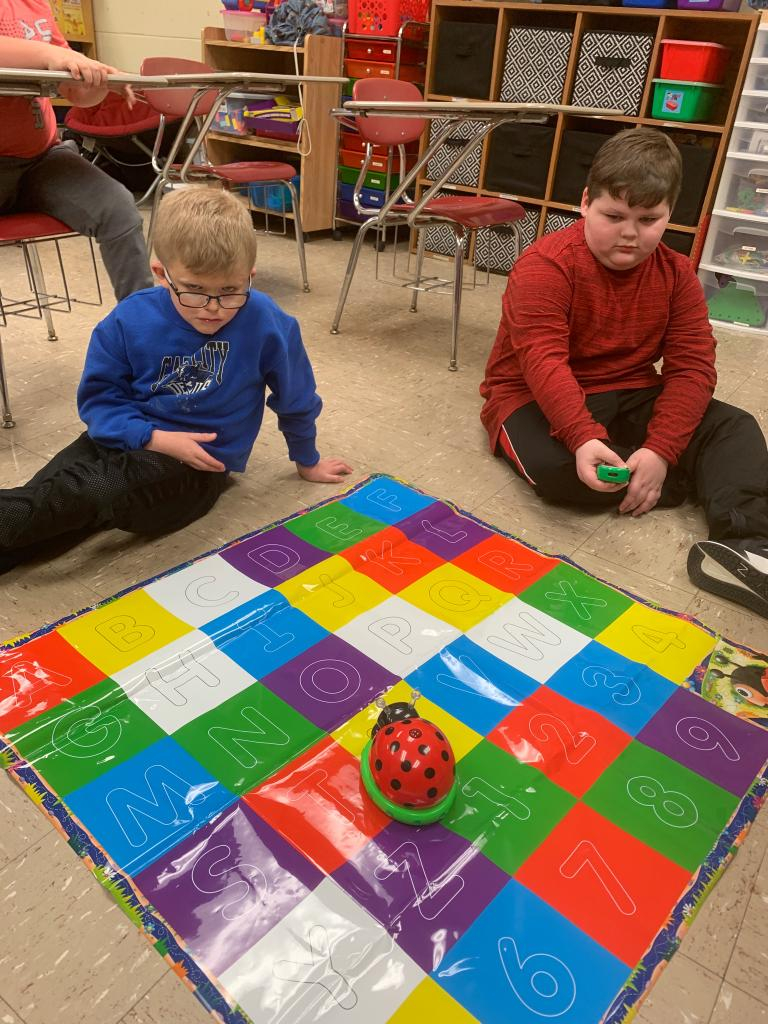 Aba Classes Receive Grant For Robots - Scott County Public inside Weber County Elementary School Calendar