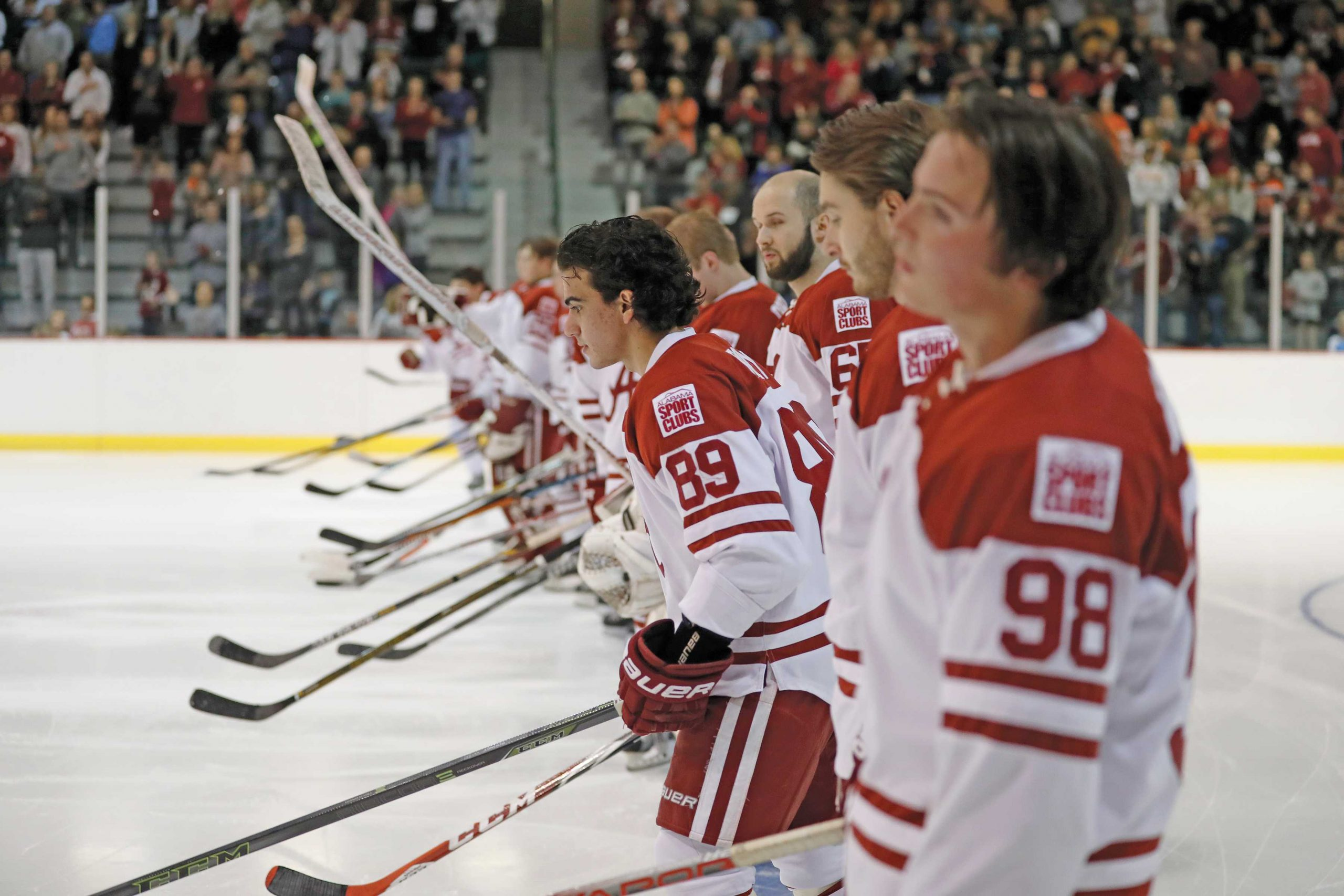 Alabama Hockey Ready To Take Next Step – The Crimson White For University Of Alabama Fall Academic 1991 Calendar