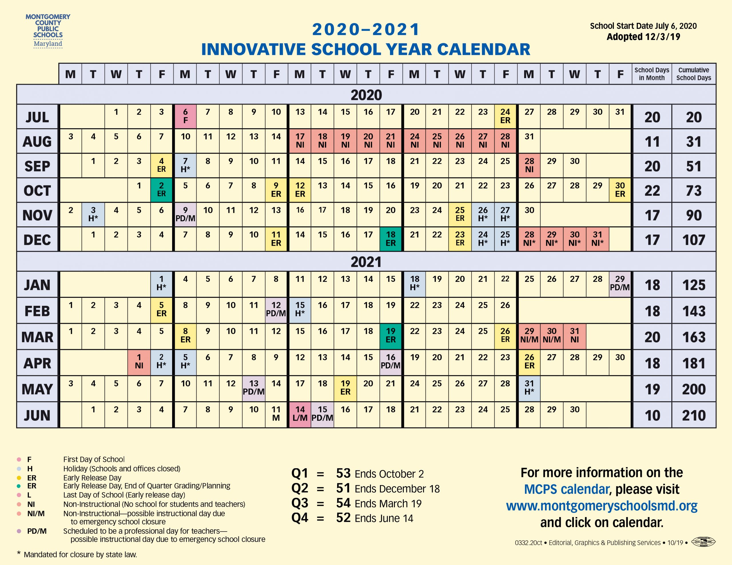 Alachua School Board Calendar | Printable Calendar 2020 2021 Throughout Lake Orion High School Calendar 2020