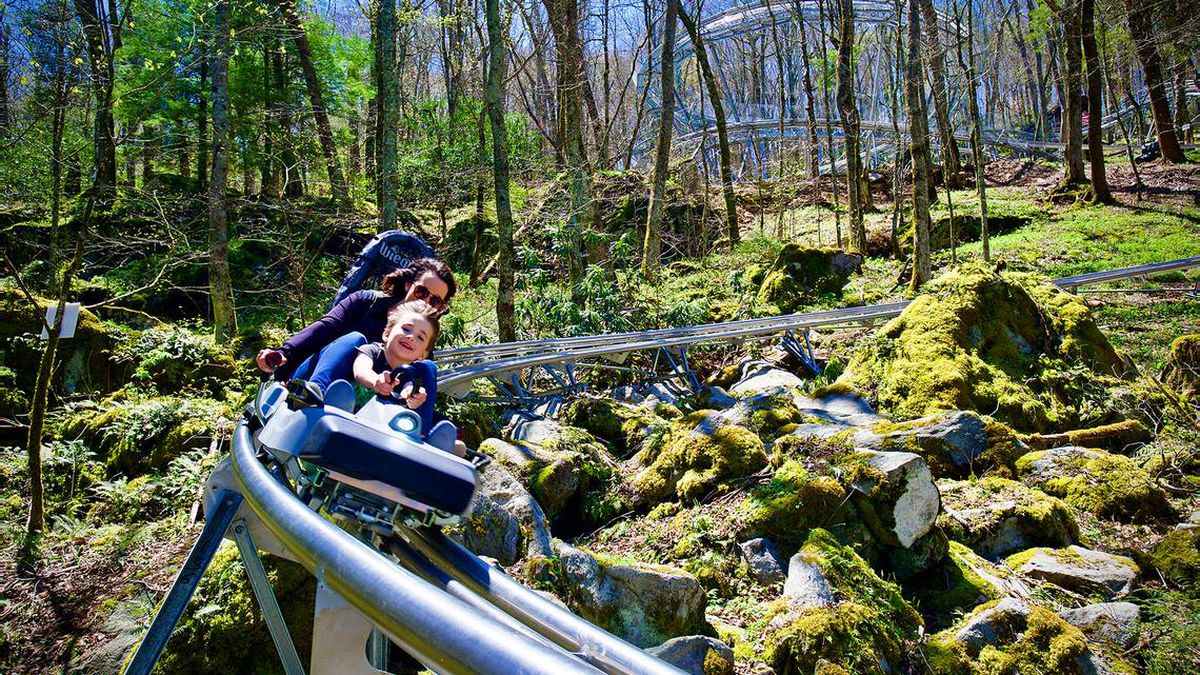 """Alpine Coaster Closes, Says N.c. Is """"Shutting Us Down"""" With East Carolina Student Breaks 2021"""