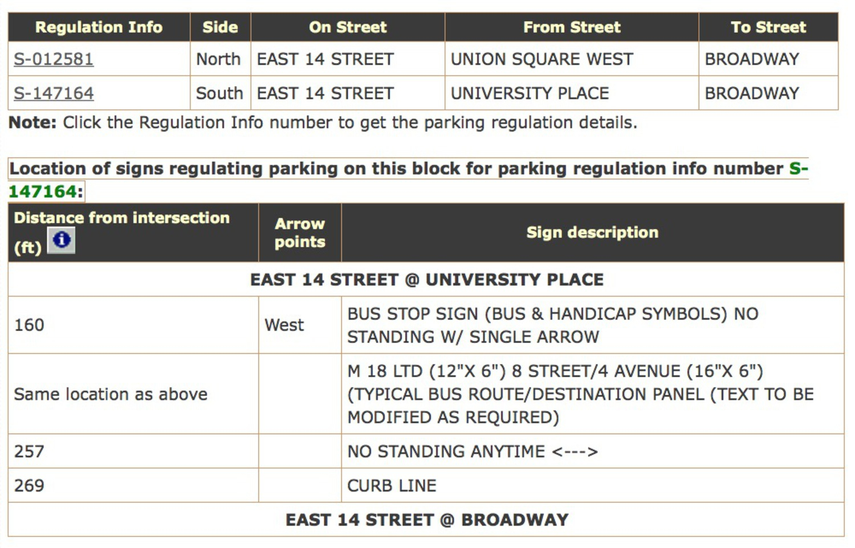 Alternate Side Parking Map Brooklyn Regarding Alternate Parking Nyc Calendar