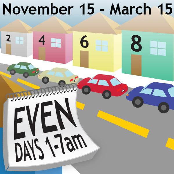 Alternate Side Parking Map Brooklyn With Regard To Alternate Parking Nyc Calendar
