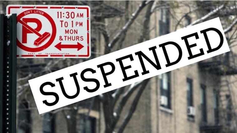 Alternate Side Parking Regulations Suspended Thru July Intended For Alternate Parking Nyc Calendar