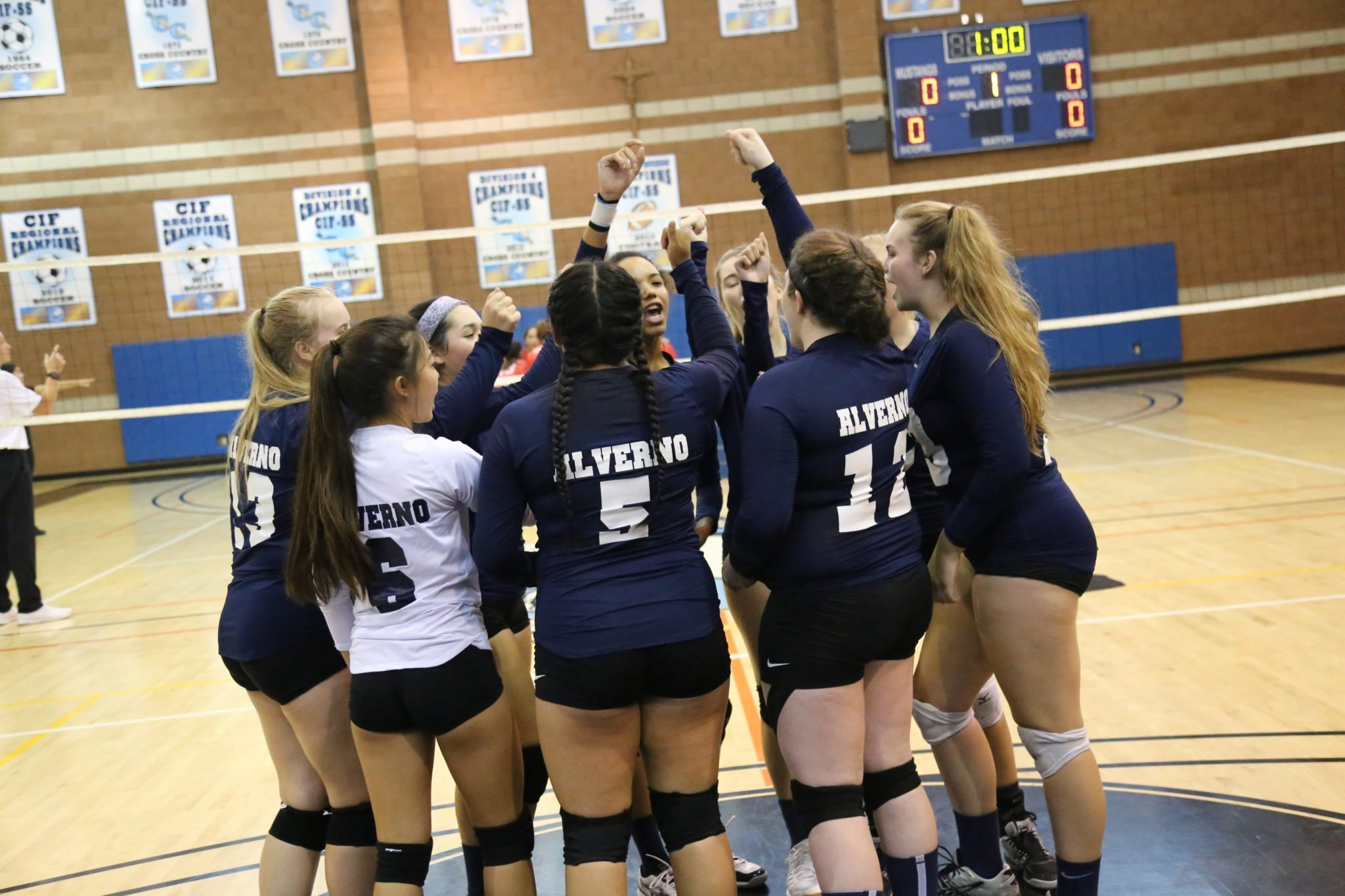Alverno Heights Academy Welcomes New Head Volleyball Coach Regarding Del Oro High School Calendar