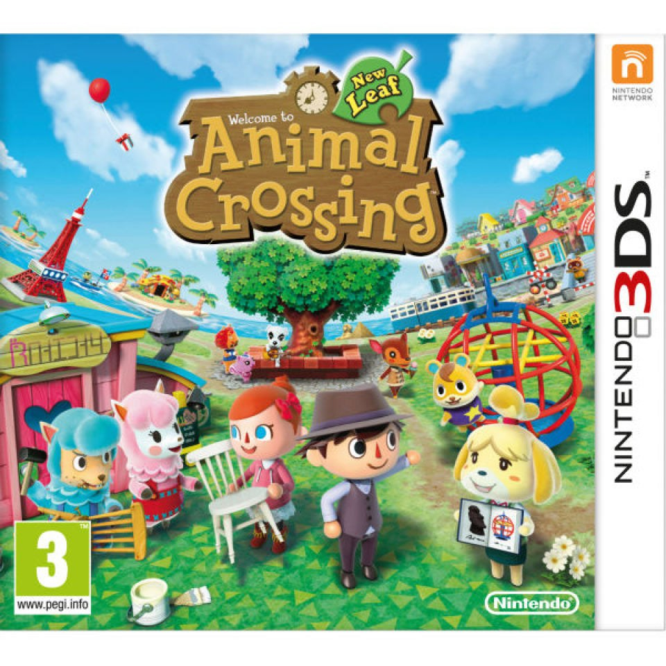 Animal Crossing™: New Leaf - Digital Download | Nintendo Regarding Animal Crossing New Leaf Calendar